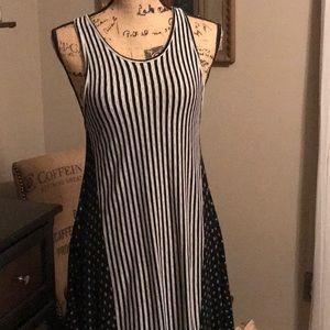 Lagenlook Italian Dress